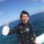 宮古島ダイビング通信:AさんのPADIアドバンスコース