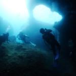 宮古島ダイビング通信:こんどは熱帯低気圧が・・・