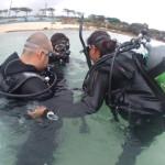 宮古島ダイビング通信:雨にもまけず