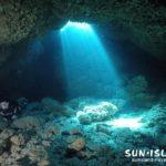 下地島ダイビングスポット『マリンレイク』