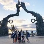 セノーテ・コスメル島ダイビング3日目