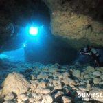 下地島ダイビングスポット『魔王の宮殿』