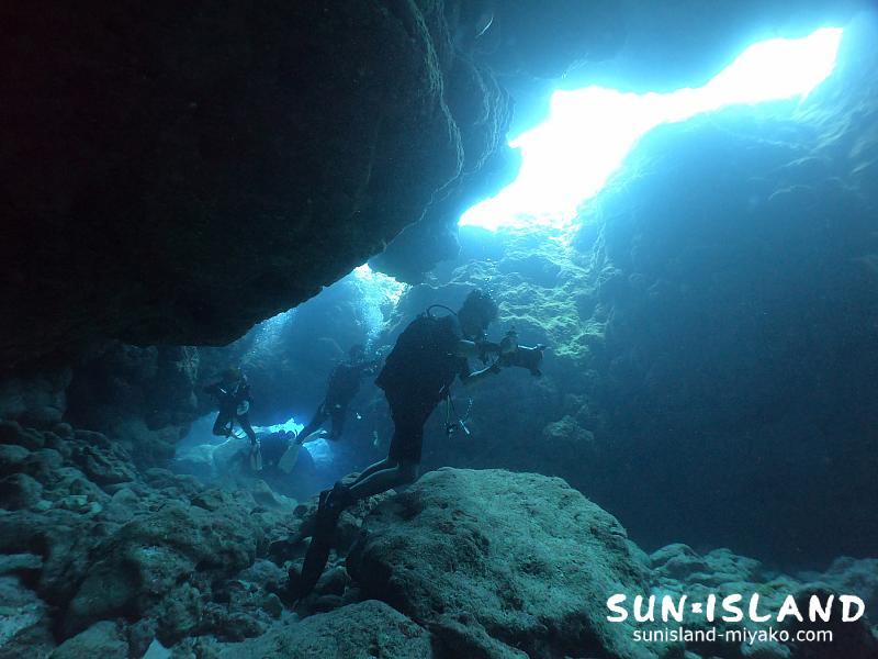 下地島ダイビング