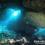 下地島ダイビングスポット『魔王の宮殿』その1