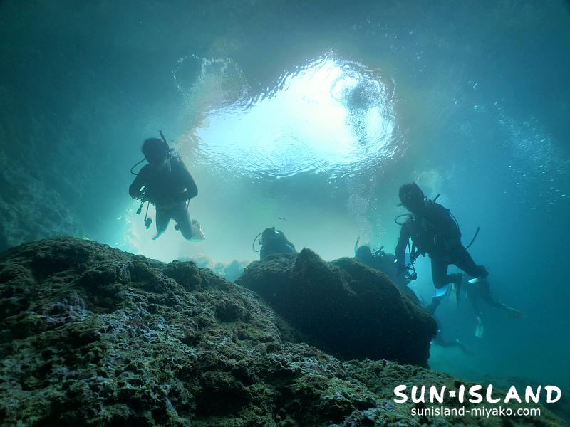下地島ダイビング『マリンレイク』