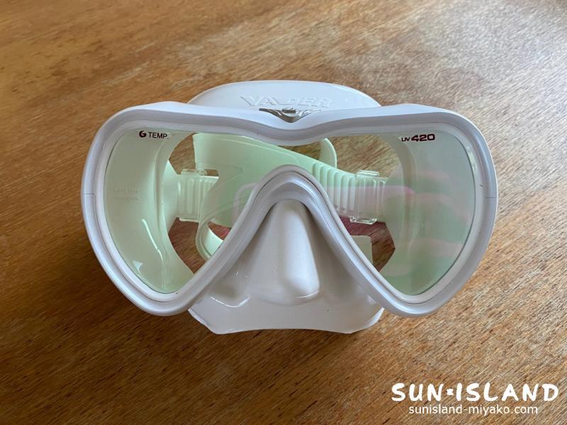 ダイビング用マスク