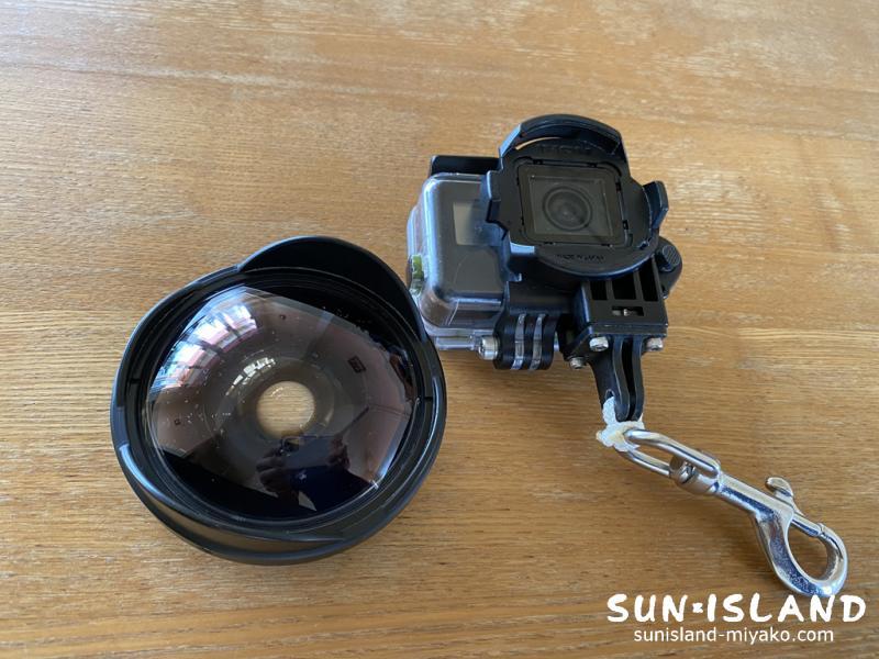 スタッフ竹内の撮影機器