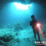 下地島ダイビングスポット35ホール