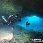 下地島ダイビングスポット「35ホール」