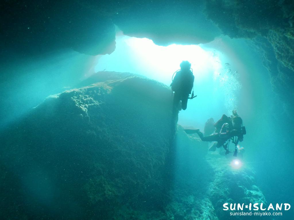下地島ダイビング「マリンレイク」