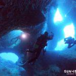 下地島ダイビングスポット『アントニガウディ』
